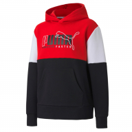 SUDADERA PUMA ALPHA JUNIOR 583195-11
