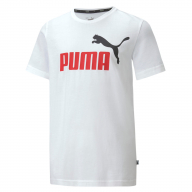 CAMISETA PUMA JUNIOR ESSENTIAL 583230-02