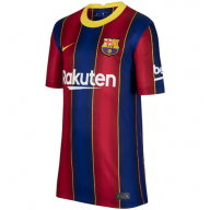 CAMISETA NIKE JUNIOR FC BARCELONA 1ª 20/21 CD4500-456