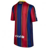 CAMISETA NIKE JUNIOR FC BARCELONA 1ª 20/21 CD4500-456