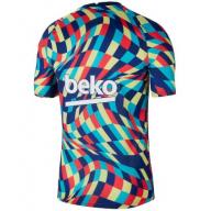 CAMISETA NIKE FC BARCELONA PREMATCH 2020-2021 CW7750-492